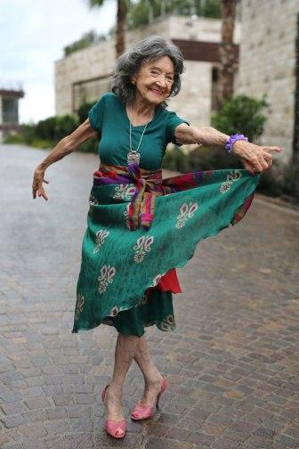 60岁以上的女人