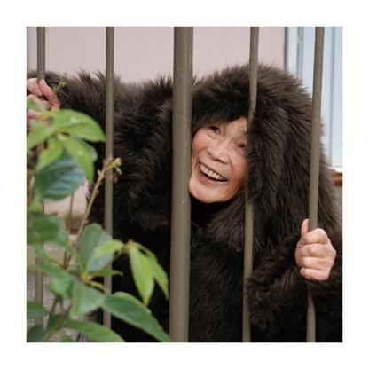 日本88岁摄影师奶奶