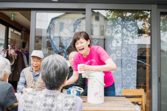 日本失智老人社区